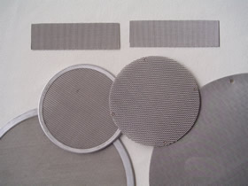 Stainless Steel Wire Mesh Screen with Welded Frames 302, 304