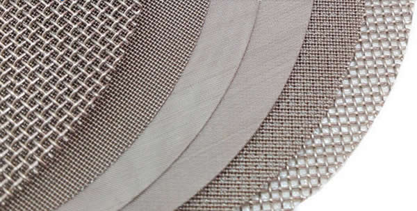 Extruder Screen Filter Elements Mesh Strainers