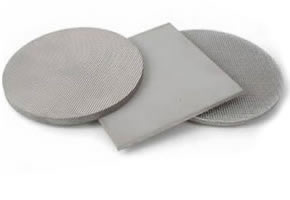 316L Stainless Steel Mesh Cloth Cut Filter Pieces & Panels