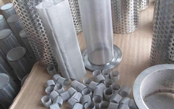 Perforated Tubes Stainless Steel Water Well Screen