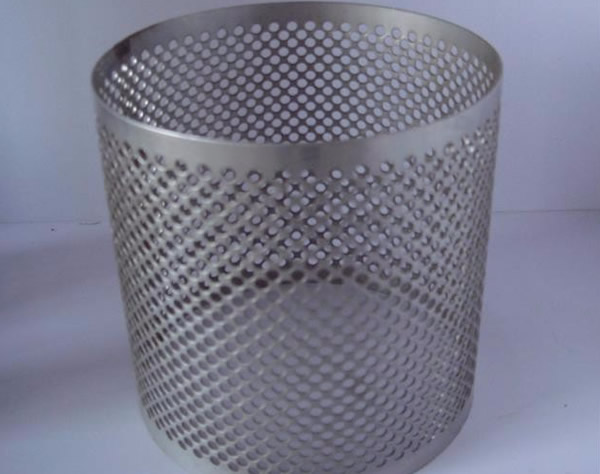 Perforated Tubing